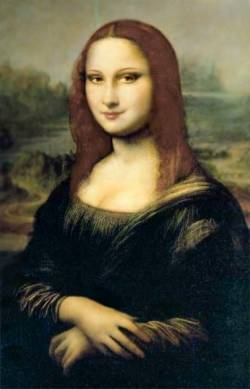 A...modern... Monalisa