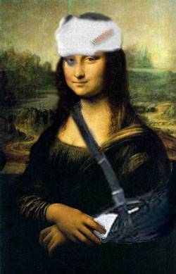 Accidental Mona