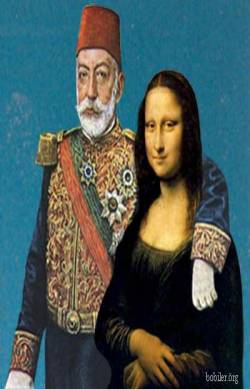 ahmed resad and mona lisa