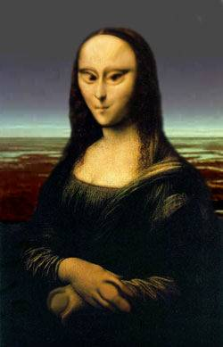 Alien Lisa