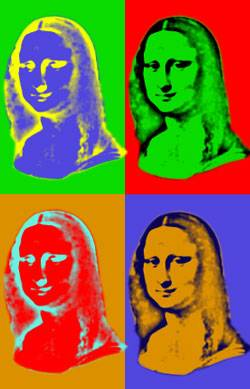 Andy Warhol version