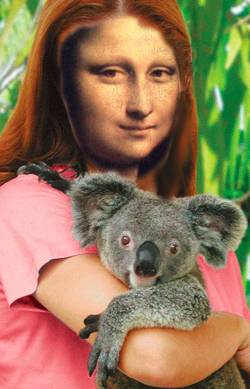 australian mona