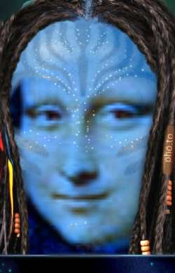 avatar mona lisa