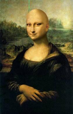Bald Mona