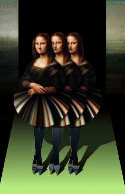 ballet '' La Gioconda'', part 2