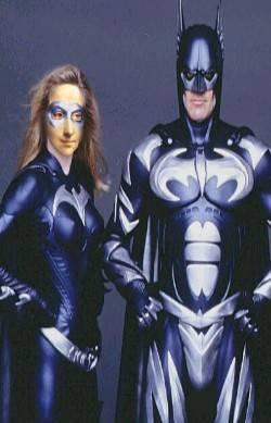 Batmona & Batman