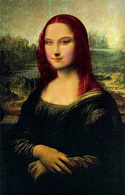 Beautiful MonaLisa