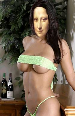 Bella Mona Lisa