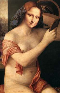 Bellini Mona Lisa