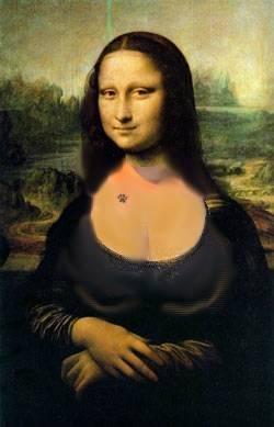 Big boob's Mona