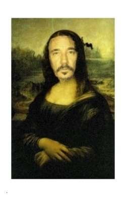 Bigode de Mona