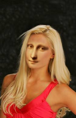 Blond Lisa