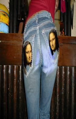 blue lisa jeans