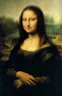 Blur Lisa