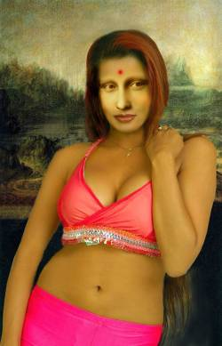 Bollywood Lisa
