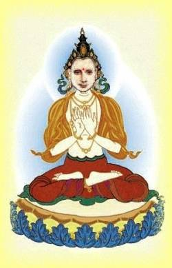Bouddha Mona