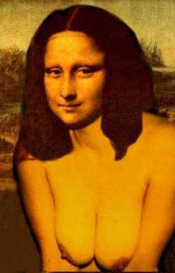 Busty Mona