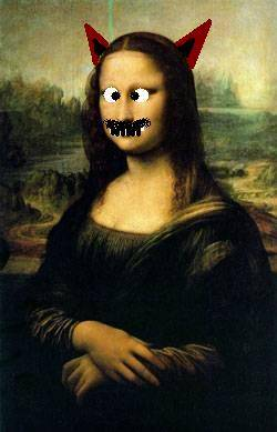 Child Artist's Lisa