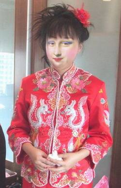 Chinese Wedding Mona