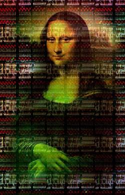 Cyber Mona