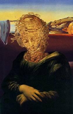 Dali's Mona