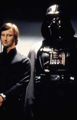 Dart Vader and Mona