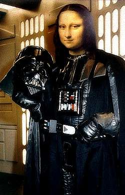 Darth Mona