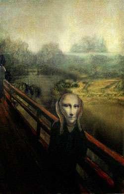 do Mona scream?