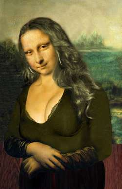 Elderly Lisa