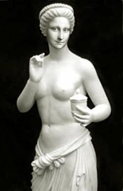 Estatua de Mona