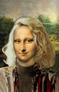 Fair-haired Lisa