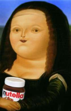 fat mona lisa