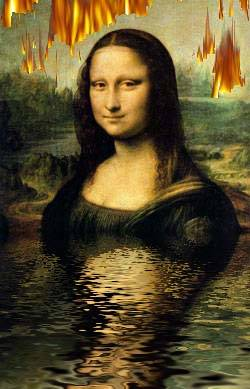 Flame 'N' Lisa