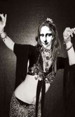 Flamenco Noir MONA