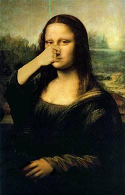 Flatulent Leonardo