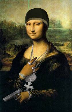 Gangsta Lisa