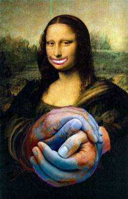 globalised mona