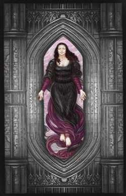Gothic Tarot Mona