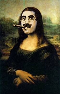 Groucho Lisa