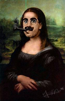 Groucho Mona