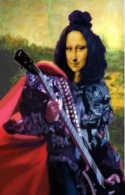 Guitar Héros Mona