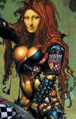 heavy metal lisa