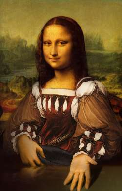 Holbeins Mona