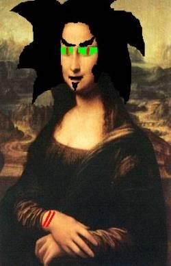 Hyped Mona