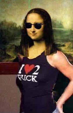 I (heart) 2 Mona