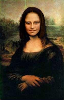 Jeune Mona