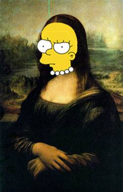 La mona Lisa XD...