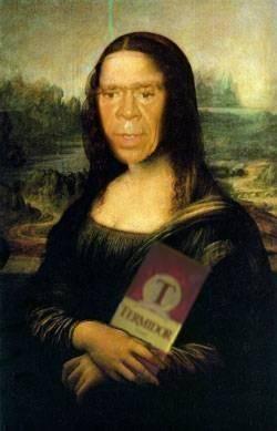 La Mona Re-Lisa