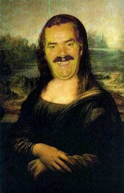 La Risita de la Mona Lisa