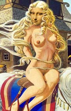 lady mona godiva